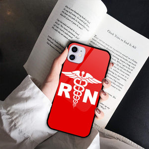 Nurse Life Led Light Colors Flash Phone case for iPhone nanh300301