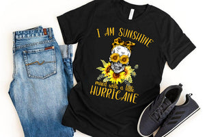 I am sunshine T-shirt-bdnh20082001
