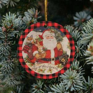 Magic Santa Ornament-tahn07112008