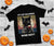 Wine Black Cat Halloween T shirt T shirt, Sleeveless T-Shirt, LONG SLEEVE, HOODIE bln28082004