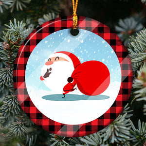 Caro Christmas Mica Ornament blhn06112001