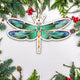Dragonfly Mica Ornament blvh11112003