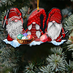 Gnomies ornament - aavh10112009 - 14