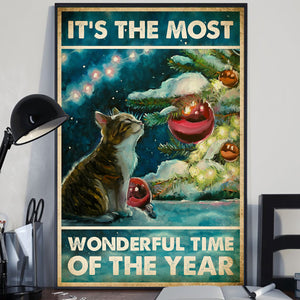 It's the most wonderful time of the year Matte/ Gloss Poster