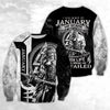 JANUARY - VIKING WARRIORS MY SCARS 3D SHIRT