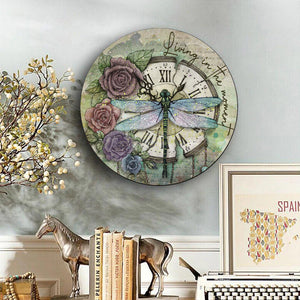 Living in the Moment Sign for Home Decor