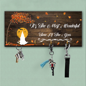 Maple Autumn Key Hook for Yoga Lover