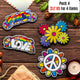 Hello peace love ornament-aahn13112001-8