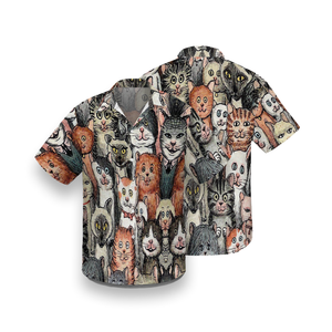 Pet Cat Pictures Shirt- dtmd071020