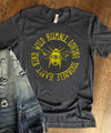 Bee Wild Humble Loving Yourself Shirt-bdnt16092006