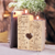 To my bestie - wood candle holder