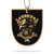 USMC We Fight What You Fear Car Ornament