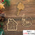 Key house ornament personalized name - aaxp09112001 - 03