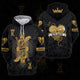 THE KING-THE QUEEN 3D HOODIE
