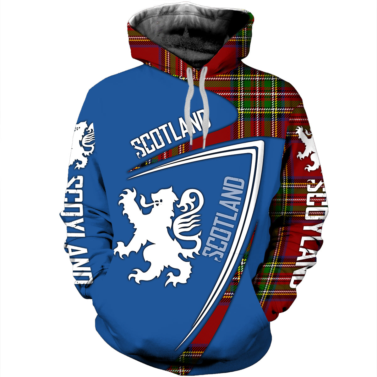 Scotland  3D All Over Printed Hoodie, T-Shirt, Sweater dah181203
