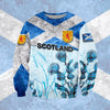 Scotland  3D All Over Printed Hoodie, T-Shirt, Sweater dam171201
