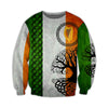 Ireland  3D All Over Printed Hoodie, T-Shirt, Sweater datr111201