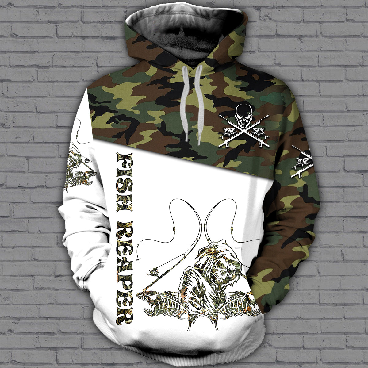 Fishing 3D All Over Printed Hoodie, T-Shirt, Sweater - datr161201
