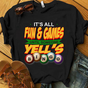 It's all fun&game Tshirt-bd13112001