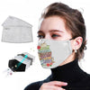 Tea Reading Mask