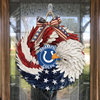 AMERICAN EAGLE WREATH WITH Indianapolis Colts HOME DECOR