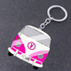 VW Camper Key Chain