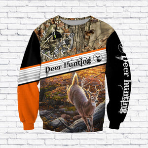 Hunting 3D All Over Printed Hoodie, T-Shirt, Sweater dad121202