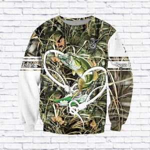 Fishing 3D All Over Printed Hoodie, T-Shirt, Sweater dad161201