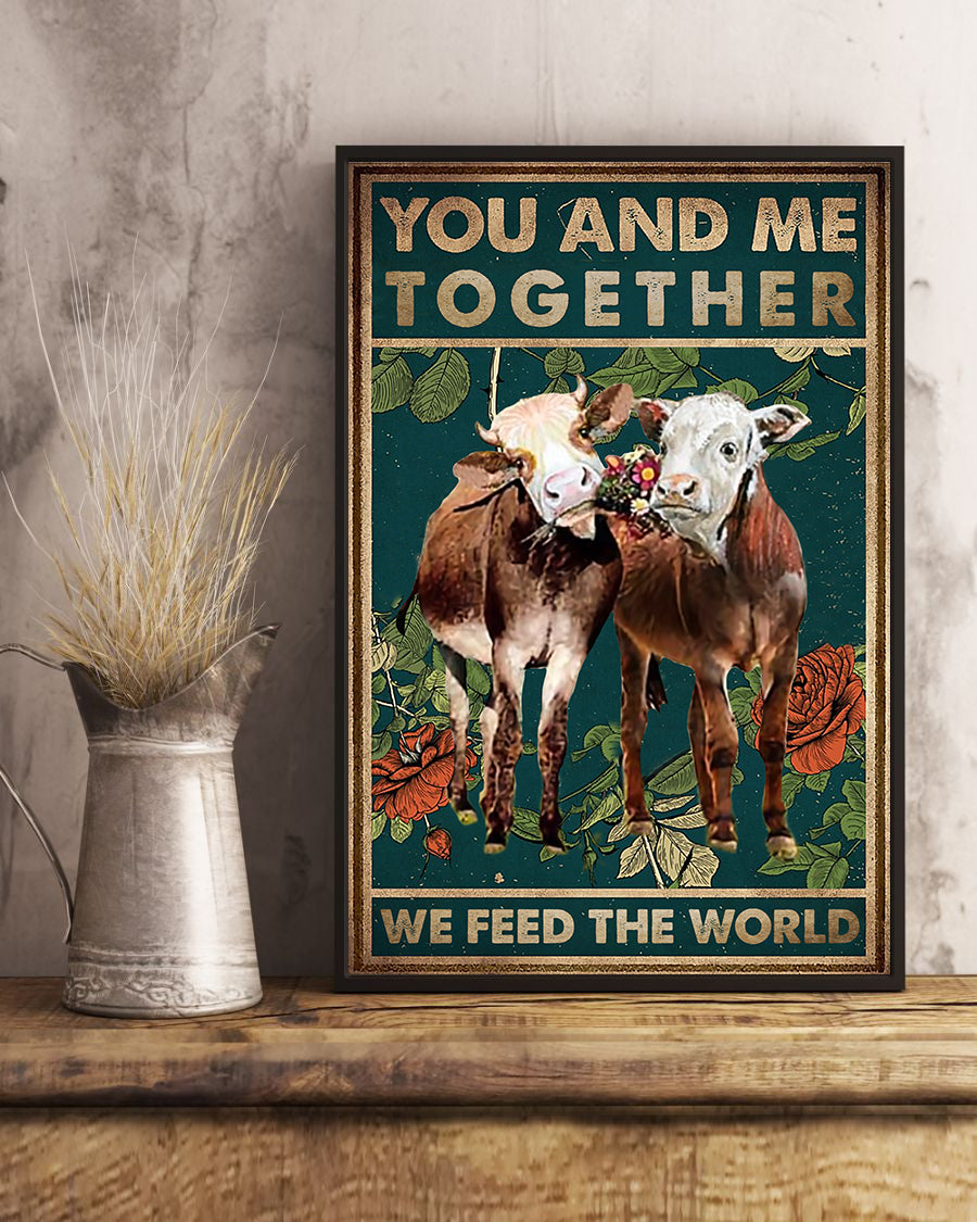 Together We Feed The World Poster-bdtr31082001
