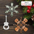 Guitar ornament - aavh12112017 - aavh12112019