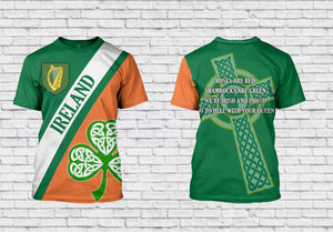 St. Patrick's Day 3D All Over Printed Hoodie, T-Shirt, Sweater nah060201
