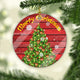 Merry Covid Christmas 2020 Holiday Ornament Collection
