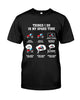 Things I Do T-shirt-bd11112001