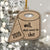 Our First Pandemic 2020 - Engraved Wooden Funny Pandemic Christmas Gift, Funny Holiday Gift - thvh07112009