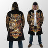 Owl 3D All Over Printed Hooded Coat for Men and Women pld191202