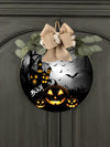 Halloween Sign for Home Decor