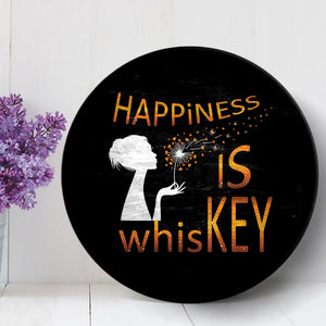 Whiskey Sign for Home Decor