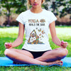 Yoga Heals the Soul T shirt, Tank Top, Long Sleeve, Hoodie blh24082014