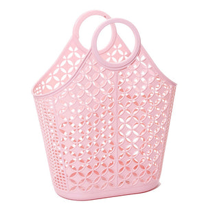 Sun Jellies Atomic tote PALE PINK