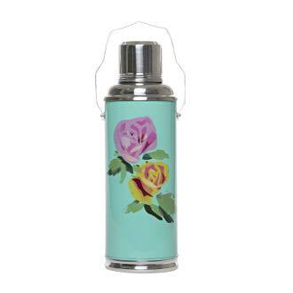 Kitsch Kitchen thermos flask turquoise