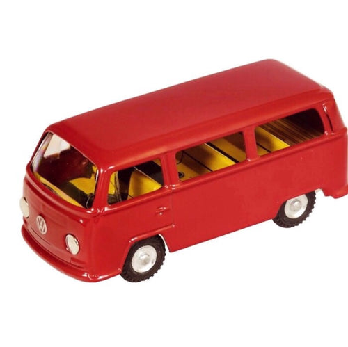 Tin toy red Kombi