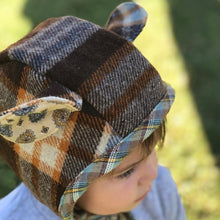 Custom Made bear bonnet