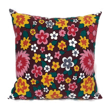 Retro Daisy vintage tea towel cushion cover