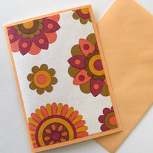 Vintage wallpaper cards