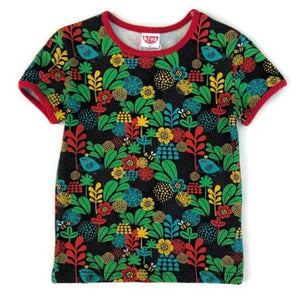 Kiva Birds & Bees retro tee