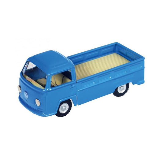 Tin toy blue Kombi