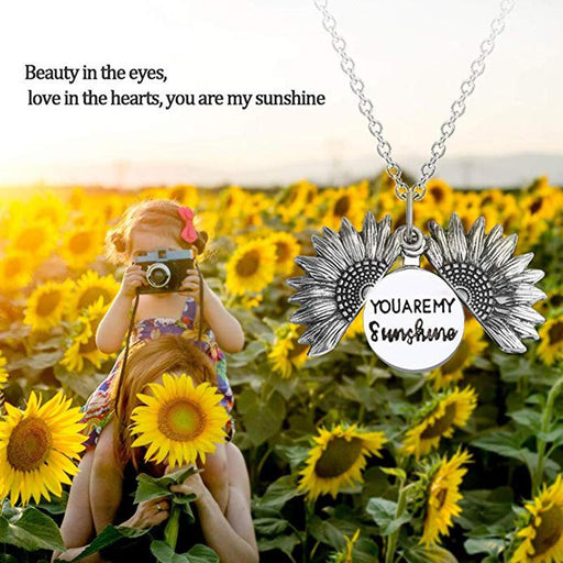 SunFlower Necklace (BUY 1 FREE 1)