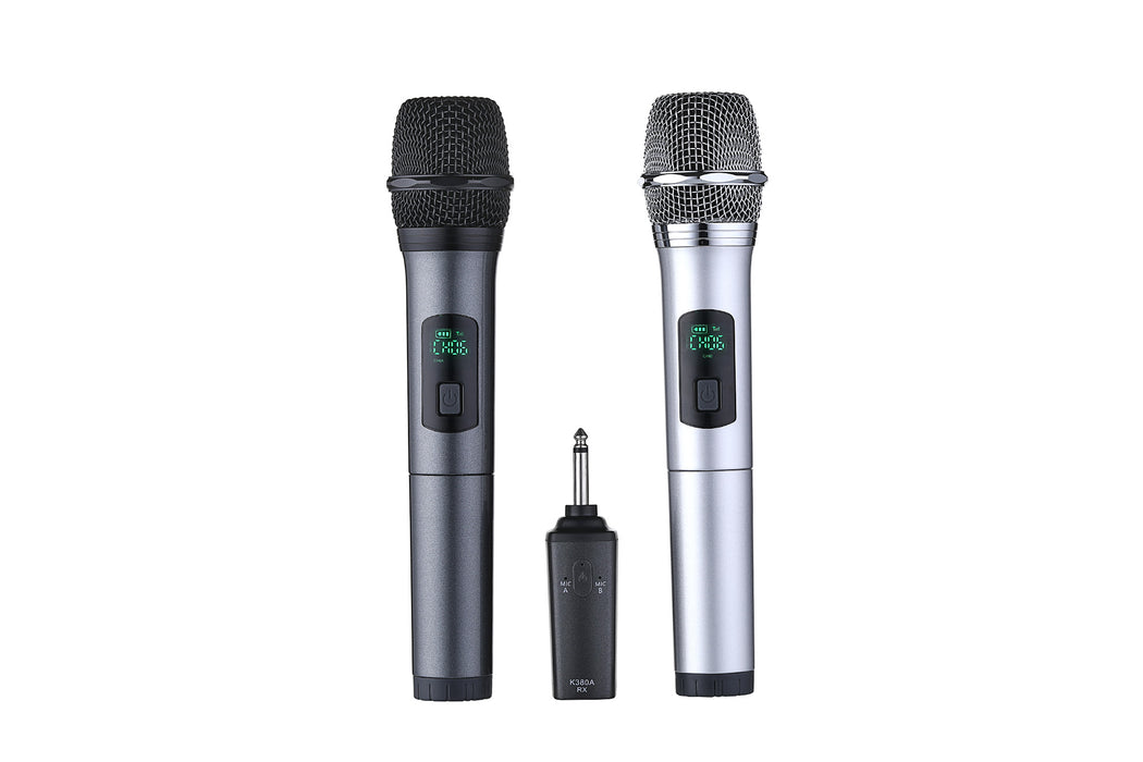 K380A Wireless Karaoke Microphone