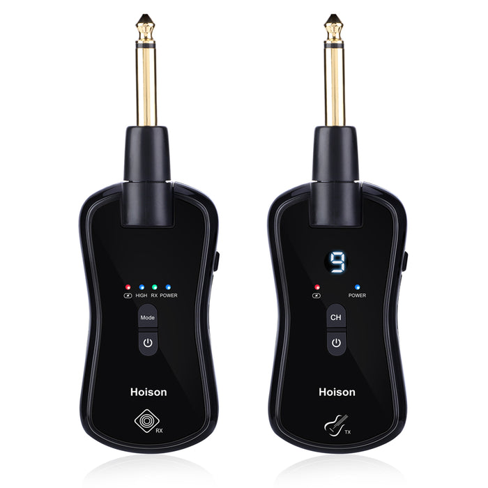 2019 New Arrival: Hoison S8 Wireless Audio Transmission Set With Receiver Transmitter