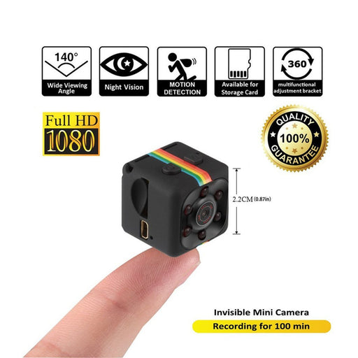 Newest  HD 1080P Mini Camera Night Vision